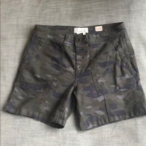 Anthropologie Camo Short